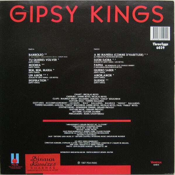 Gipsy Kings Gipsy Kings