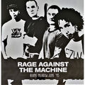 RAGE AGAINST THE MACHINE - Irvine Meadow June '95 (lp) Ltd Edit -E.U - 33T
