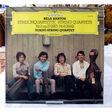 béla bartok / tokyo string quartet strin quartets n°2 op.17 / n°6 op.6