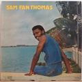 SAM FAN THOMAS & BLACK SANTIAGO - S/T - Kapap - LP