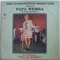 PAPA WEMBA ET ORCHESTRE VIVA LA MUSICA - Jeune premier - LP