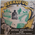 AFRICAN BROTHERS INTERNATIONAL BAND - Osekufuo - 33T