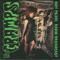 THE CRAMPS - Hot Pearl Radio Broadcast (lp) - LP