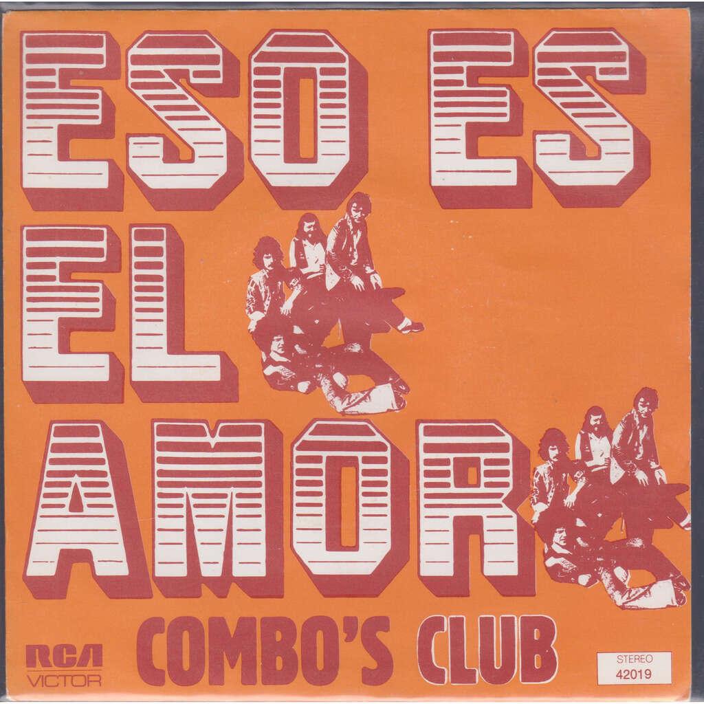 COMBO'S CLUB ESO ES EL AMOR