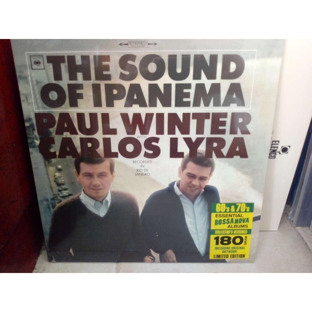Paul Winter With Carlos Lyra The Sound Of Ipanema