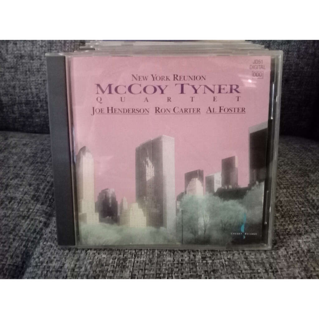 McCoy Tyner Quartet, Joe Henderson, Ron Carter New York Reunion