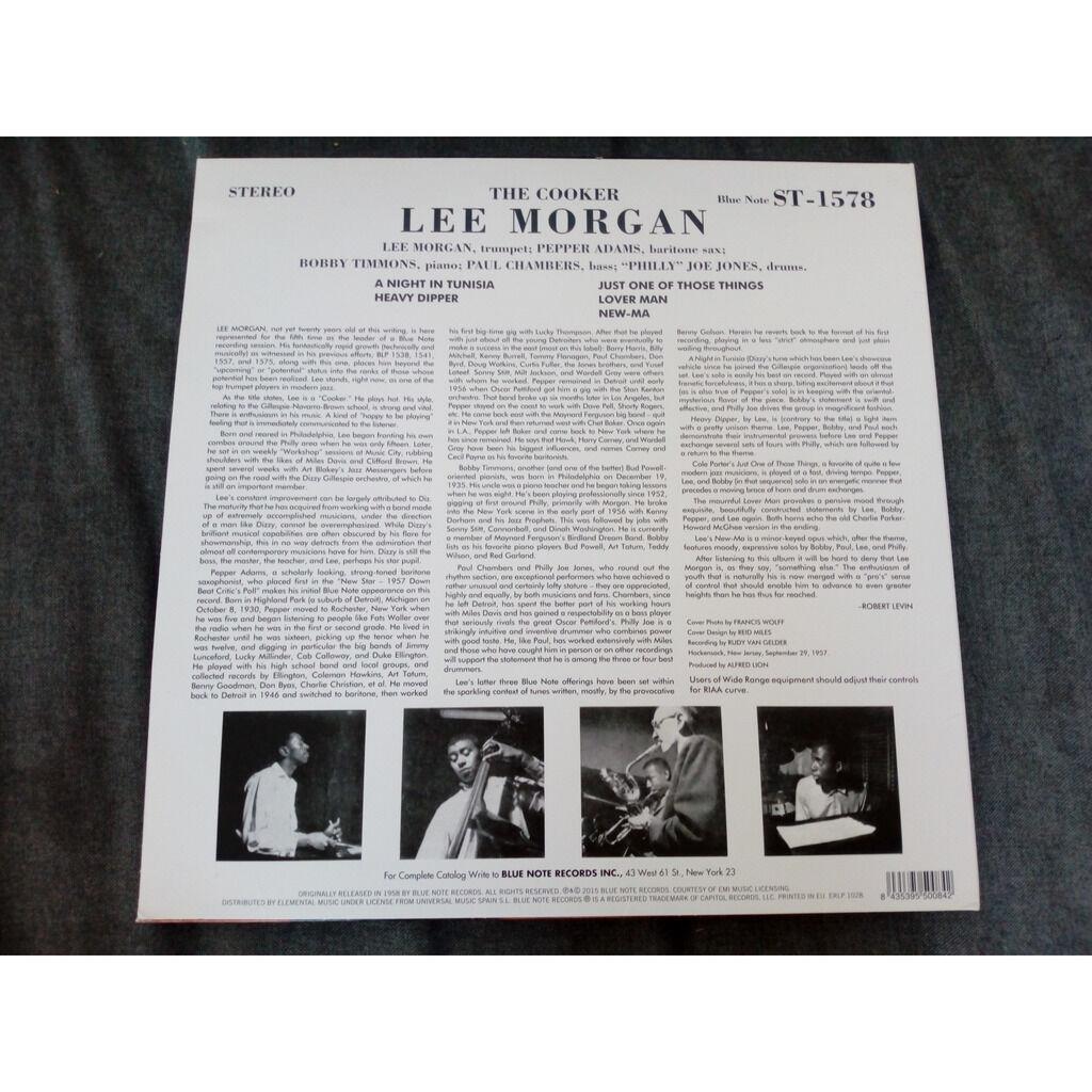 Lee Morgan The Cooker