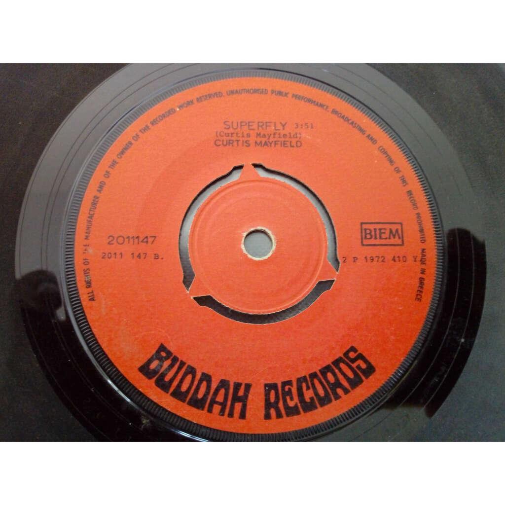 Curtis Mayfield Freddie's Dead / Superfly