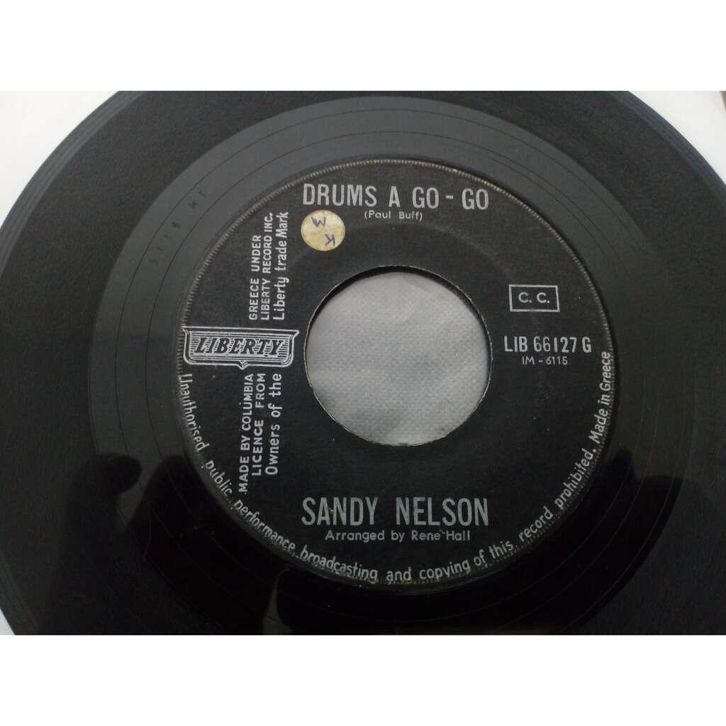 Sandy Nelson Drums A Go-Go / Casbah
