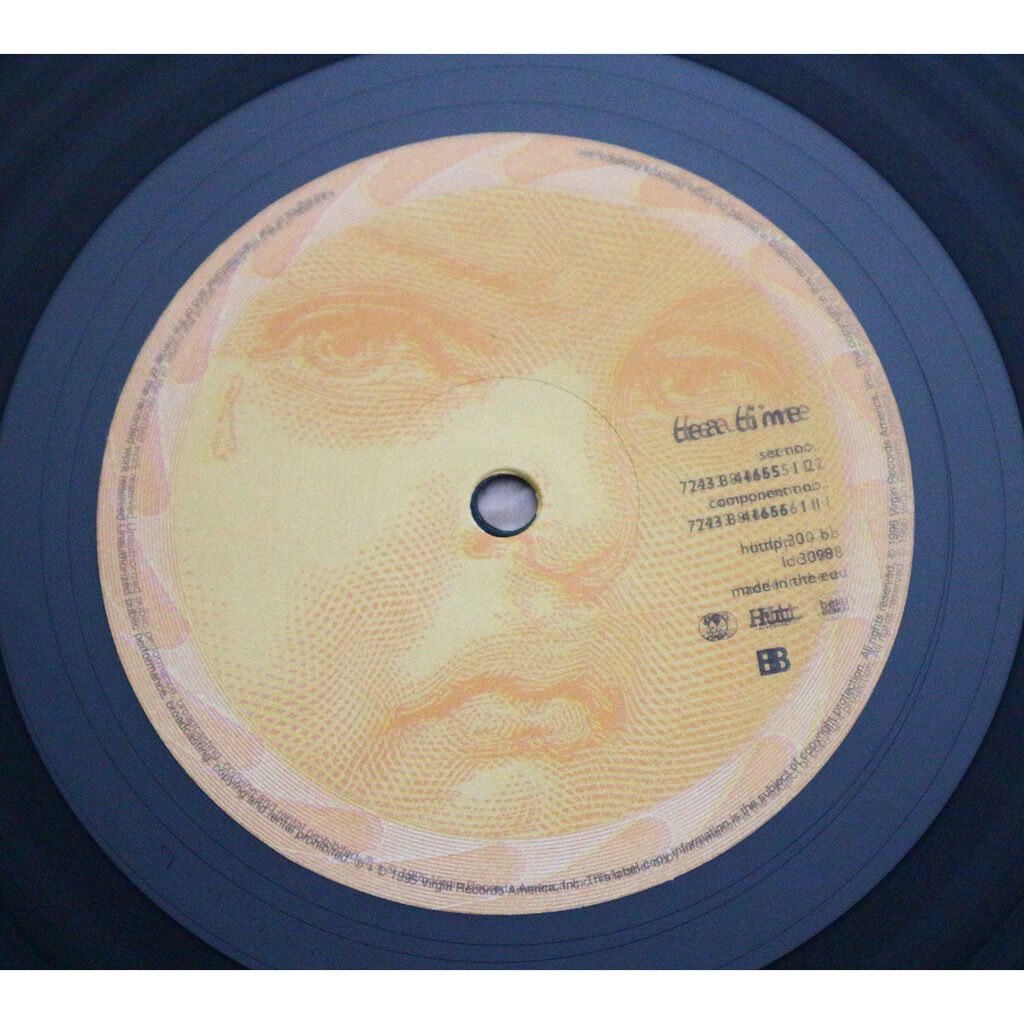 The Smashing Pumpkins Mellon Collie And The Infinite Sadness 3lp / in gatefold sleeve + booklet