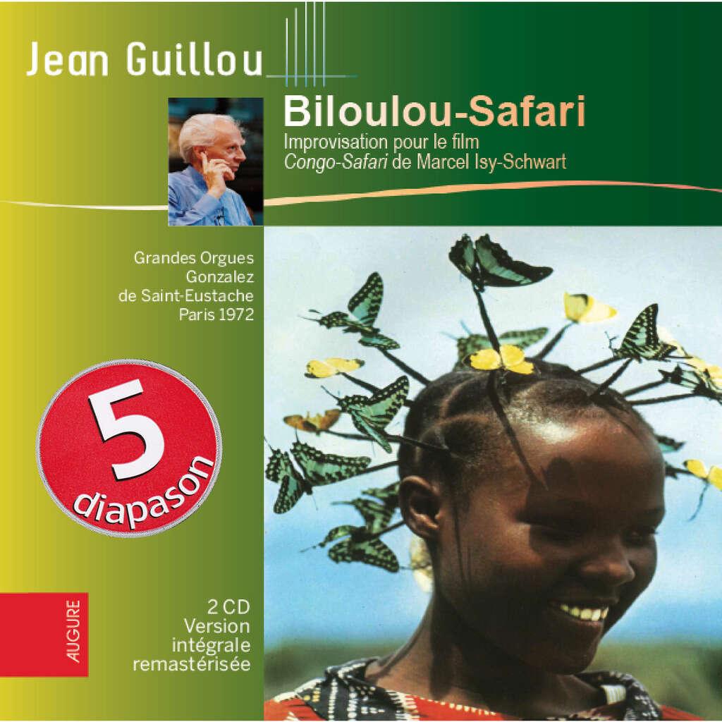 jean guillou Biloulou Safari