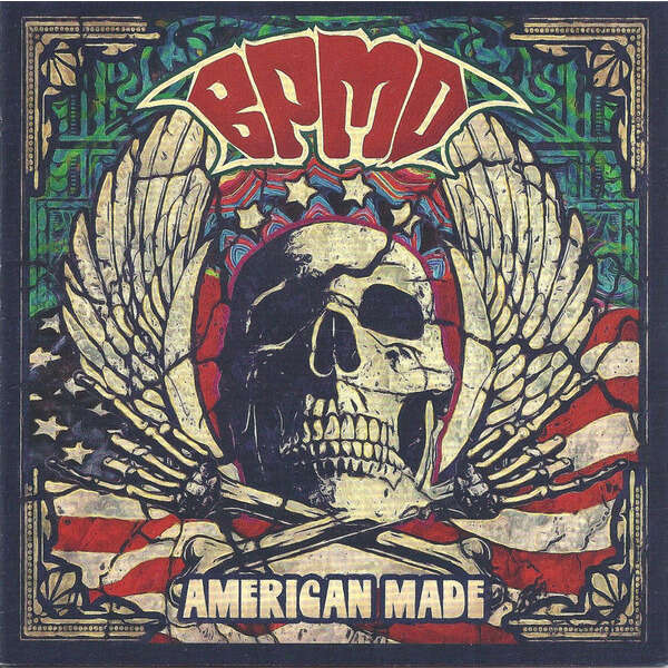 BPMD (feat. Mike Portnoy) American Made