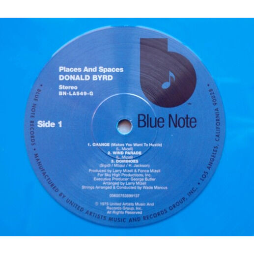 Donald Byrd Places And Spaces