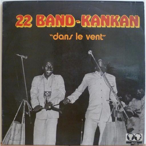 22 Band Kankan Dans le vent