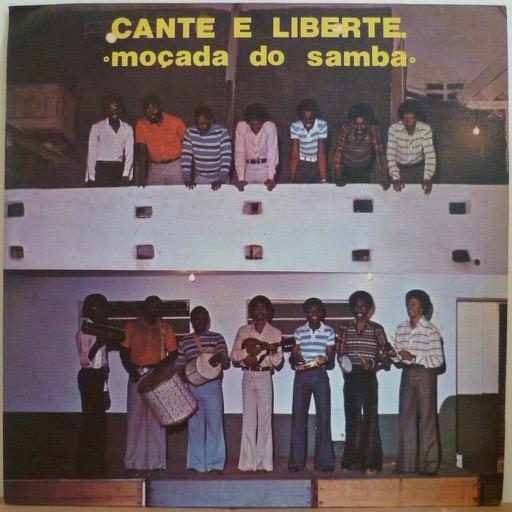 Mocada do Samba Cante e liberte