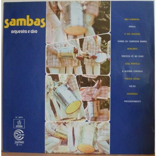ORQUESTRA E CORO ODEON Sambas
