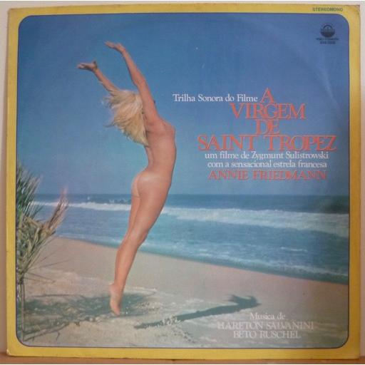 HARETON SALVANINI A Virgem De St Tropez OST