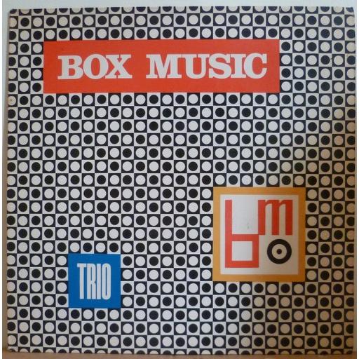 BOX MUSIC TRIO S/T - Vendedor de bananas