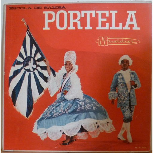 ESCOLA DE SAMBA PORTELA S/T - Ensaio de ritmo numero 1