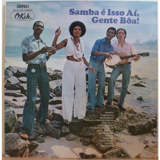 V--A feat AVAN SAMBA, BIRA QUININHO Samba e isso ai, gente boa