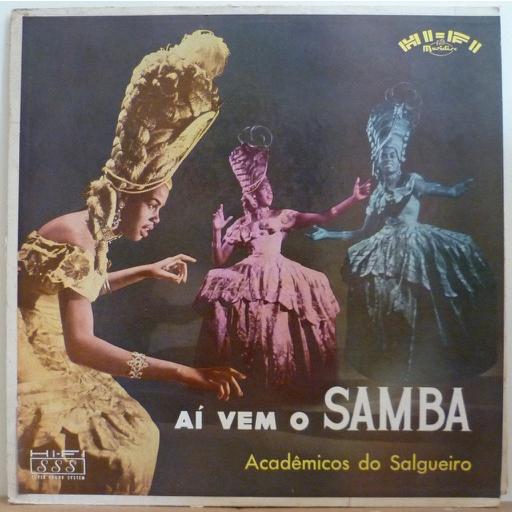ACADEMICOS DO SALGUEIRO Ai vem o samba