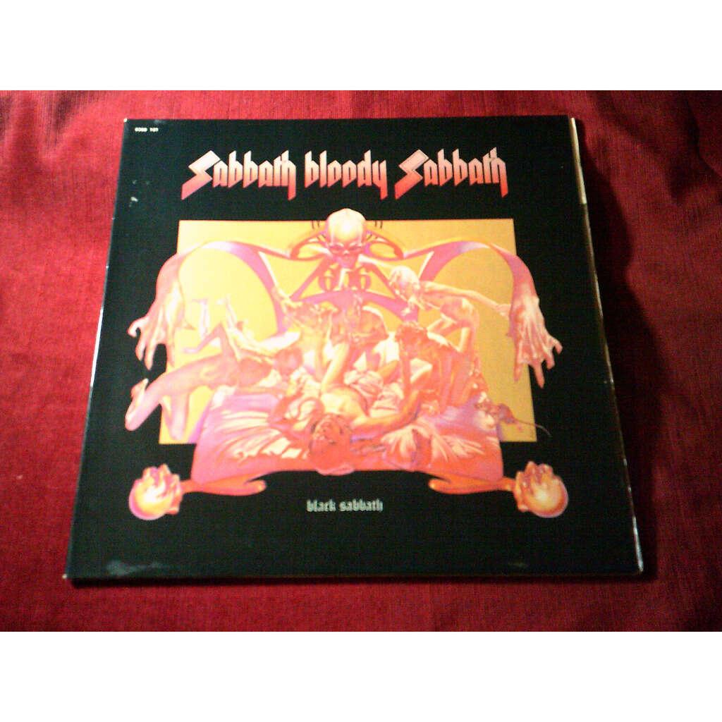 Black Sabbath Sabbath Bloody Sabbath