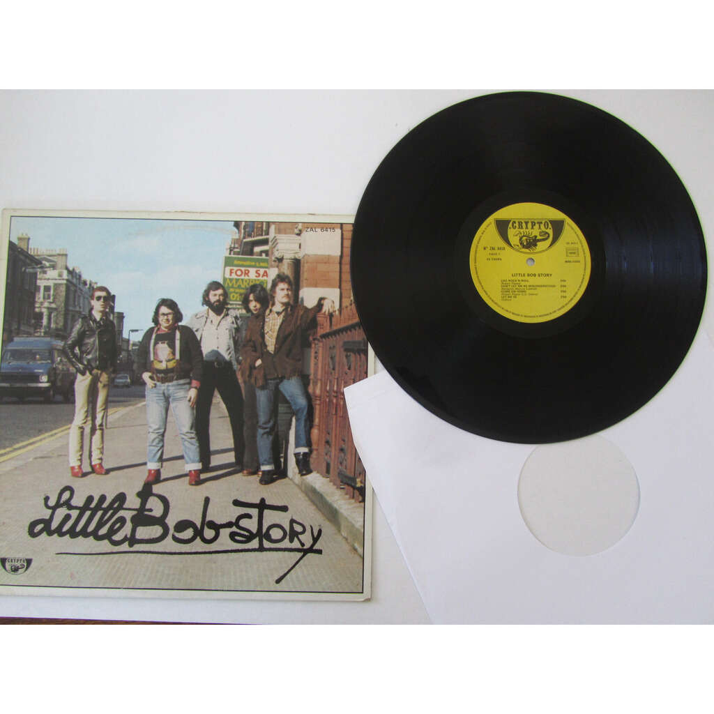 little bob story like rock'n'roll