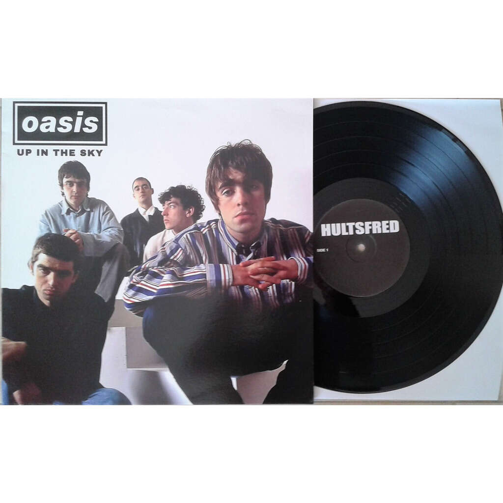 Oasis Up In The Sky (Hultsfred Festival Sweden 13.08.1994)