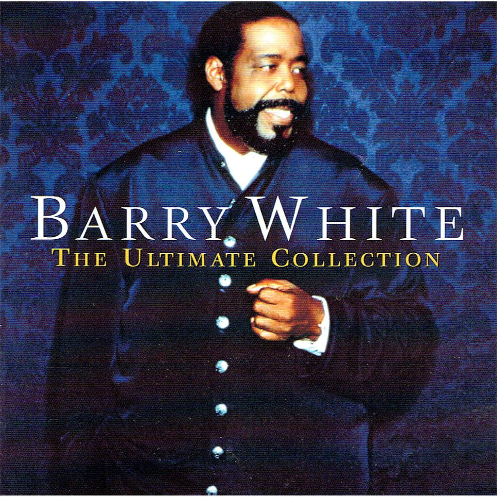 barry white the ultimate collection