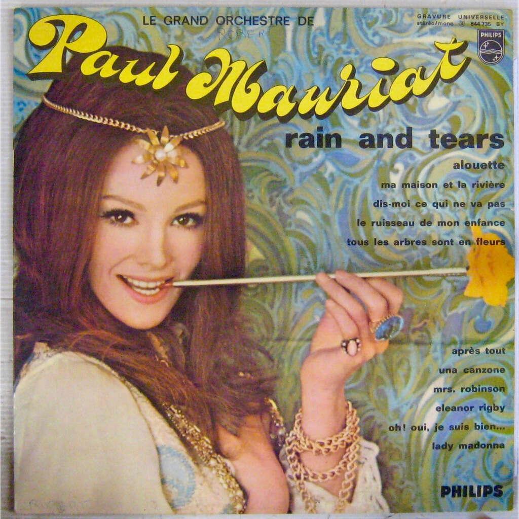 Paul MAURIAT et son Grand Orchestre Rain and tears