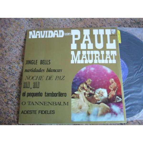 Paul MAURIAT Navidad
