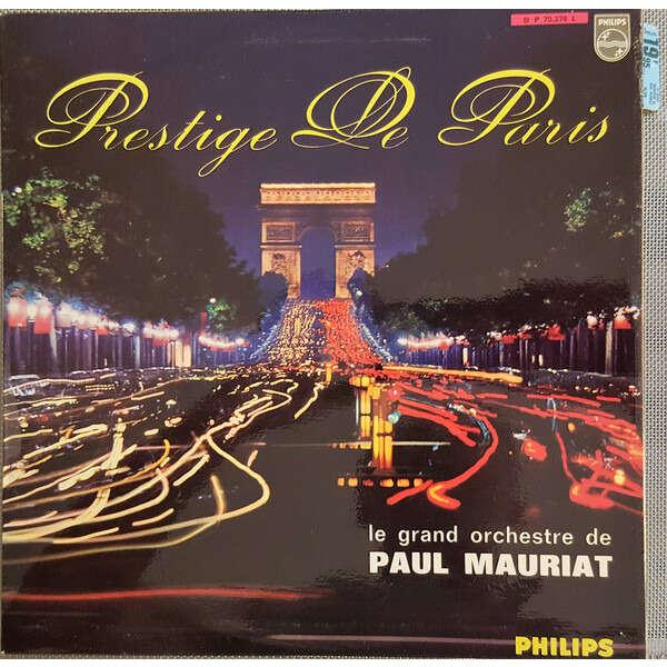 paul mauriat et son grand orchestre Prestige De Paris