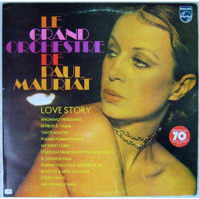 Paul MAURIAT et son Grand Orchestre Love Story