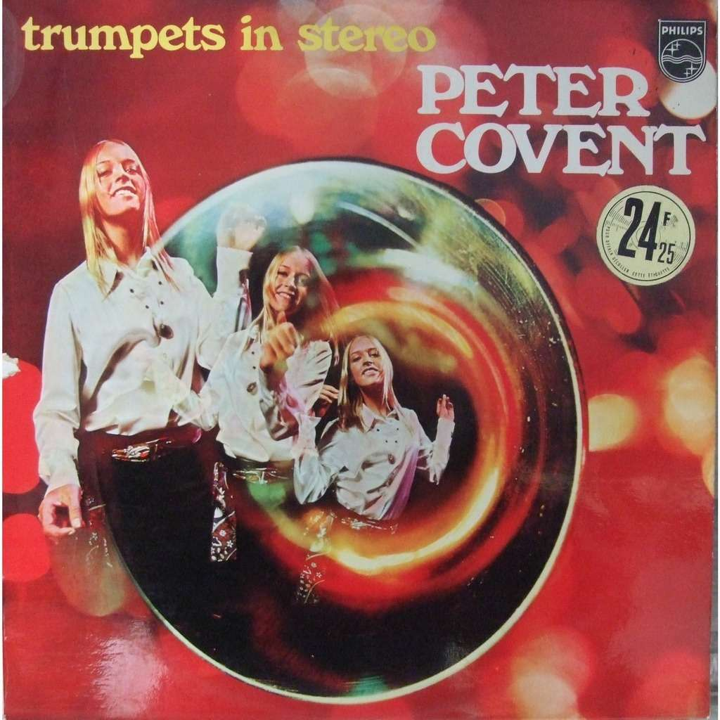 Peter COVENT TRUMPETS IN STEREO