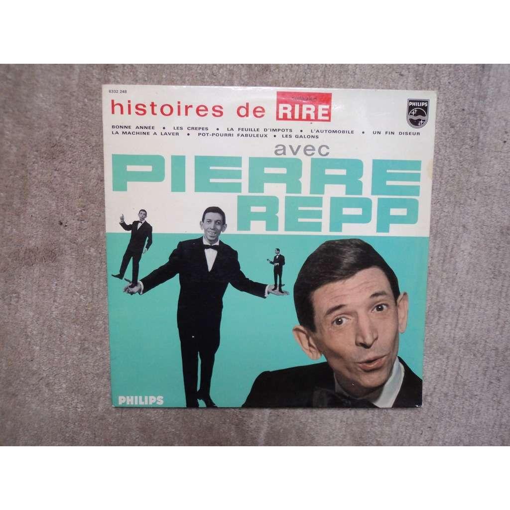Pierre REPP HISTOIRE DE RIRE
