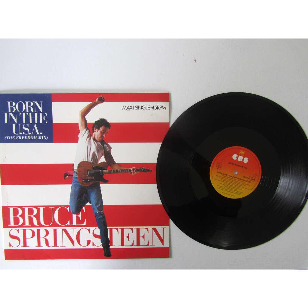 bruce springsteen born in the USA Maxi 12