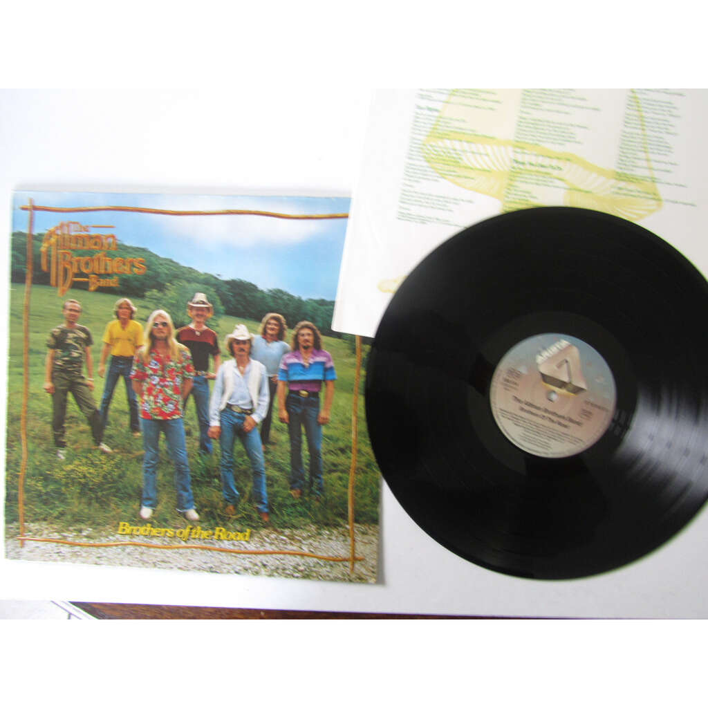 allman brothers band brothers of the road
