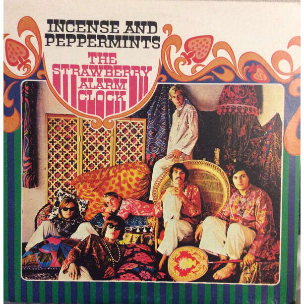 Strawberry Alarm Clock Incense And Peppermints