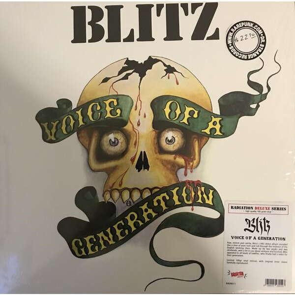 Blitz (3) Voice Of A Generation
