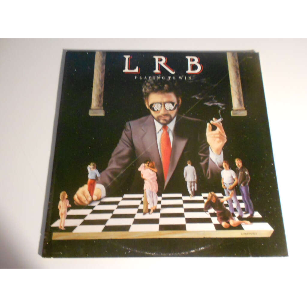 LRB playing to win
