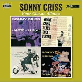 SONNY CRISS FOUR CLASSIC ALBUMS