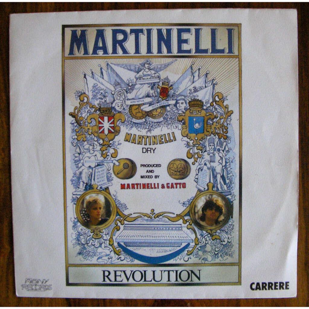 martinelli revolution