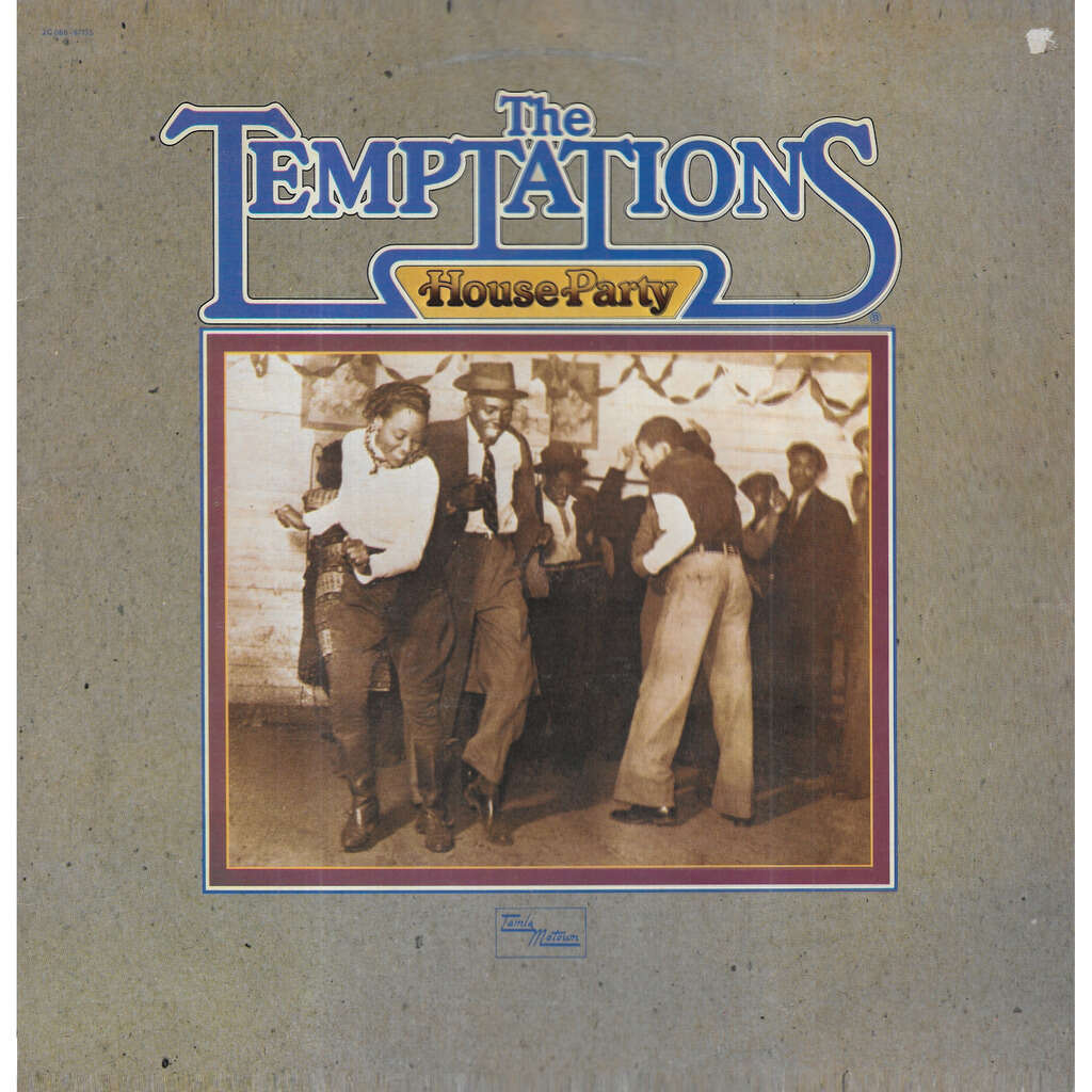 The TEMPTATIONS House Party