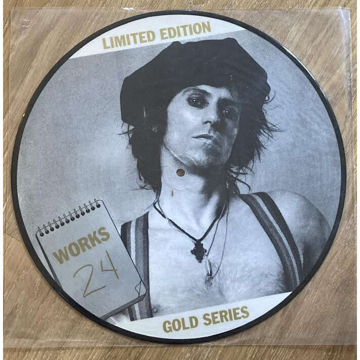Rolling Stones Gold Series Works 24 (Rare Limited Picture Disc)