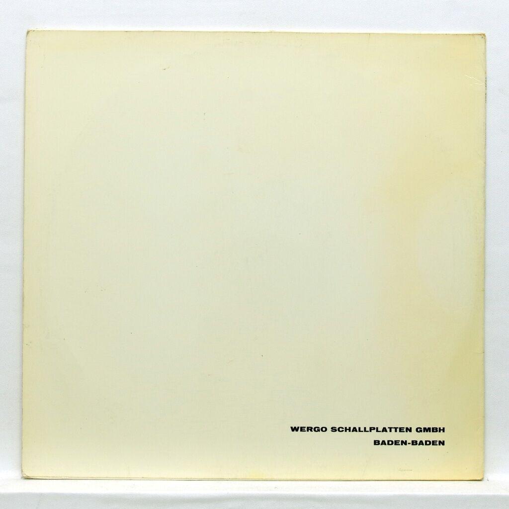 Bruno Maderna / Ernest Bour Ligeti : Aventures / Nouvelles Aventures / Atmospheres / Volumina