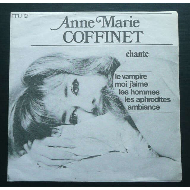 Anne Marie Coffinet Le Vampire