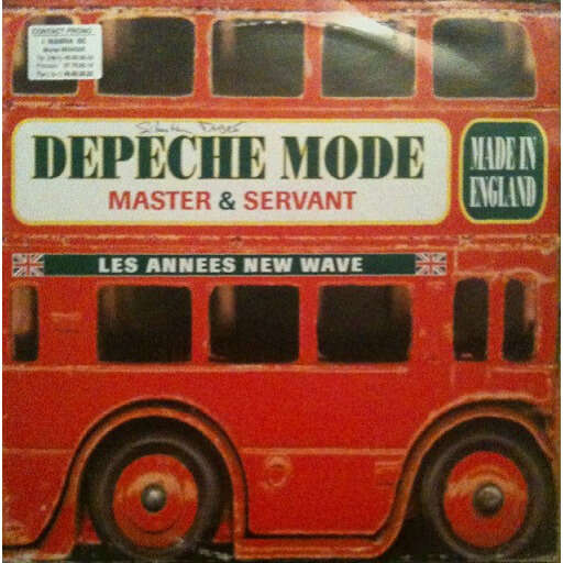 VARIOUS (DEPECHE MODE MADNESS THE ASSEMBLY) Made In England (Les Années New Wave)