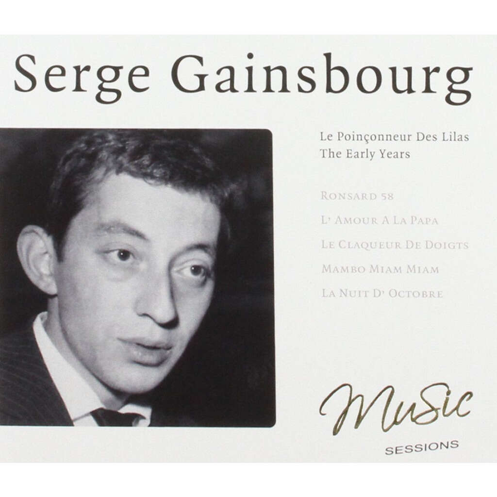 serge gainsbourg Le Poinçonneur des lilas The early years