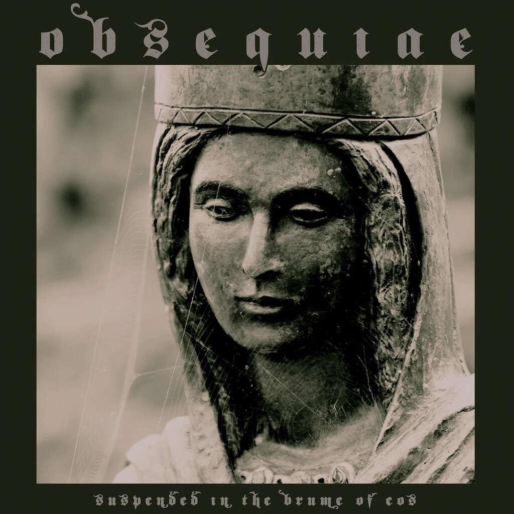 OBSEQUIAE Suspended in the Brume of Eos. Splatter Vinyl