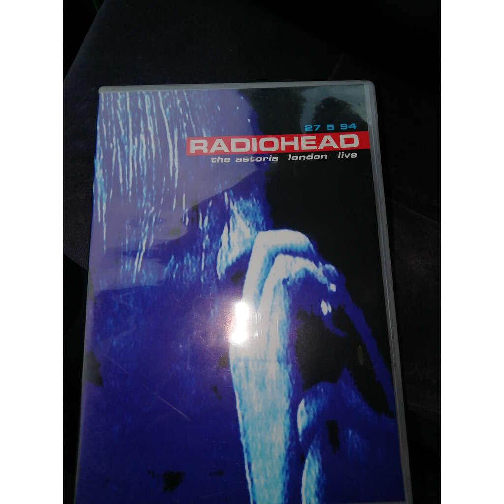 Radiohead 27 5 94 The Astoria London Live